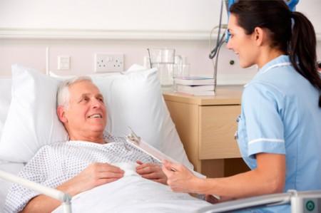annima-compañía en el hospital
