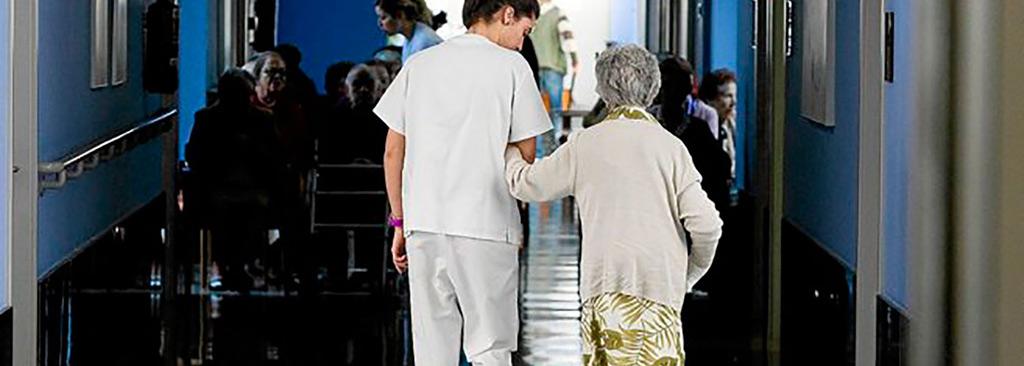 acompañamiento hospitalario de personas mayores