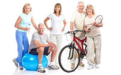 Actividad física en los mayores