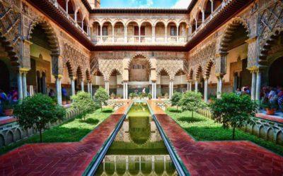 Visita Guiada a los Reales Alcázares de Sevilla con annima