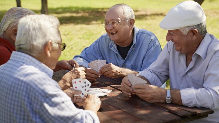 Envejecimiento activo en annima